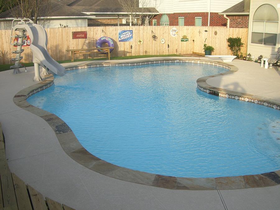 New Pool Construction Team Aqua Pools